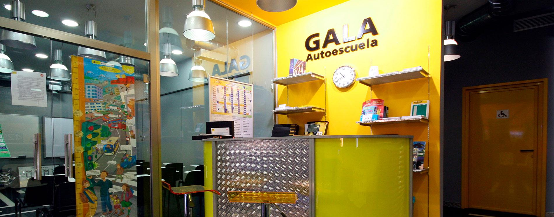 Clases teóricas Moto Gala